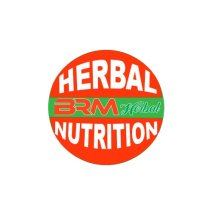 BRM HERBAL Logo