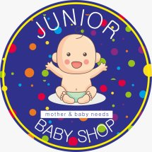 junior baby shop Logo
