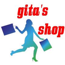 Logo Gita's Food