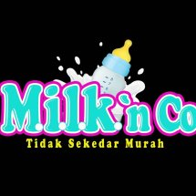 Toko Susu MilknCo Logo
