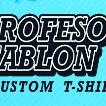 Logo Profesor Sablon