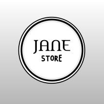 JANE STORE. Logo