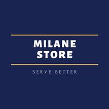Logo Milane Store