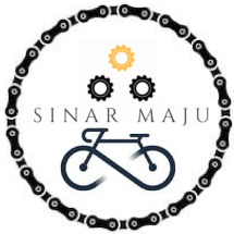 SINAR MAJU BICYCLE Logo