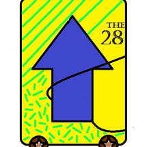 The 28 Logo