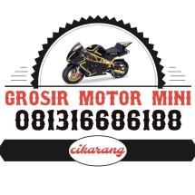 Logo Grosir Motor Mini