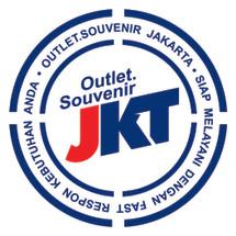 Outlet souvenir JKT Logo
