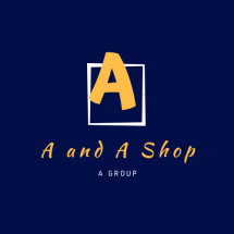 Logo A and A Shop