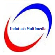 Logo Indotech Multimedia
