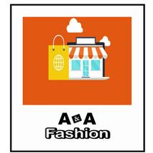 A&A fashion olshop Logo