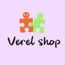 Logo Verel Shop