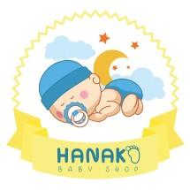 Logo Hanakobabyshop