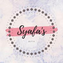 Logo Syafa's butik