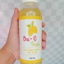 Logo One-D Lemon Fresh