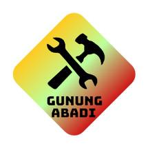 Logo gunung abadi