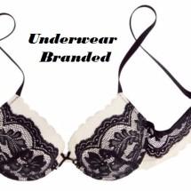 Underwear branded Logo