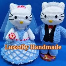 Lusselly Handmade Logo