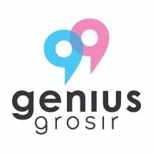 genius grosir Logo