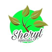 Logo Sheryl Aquascaper