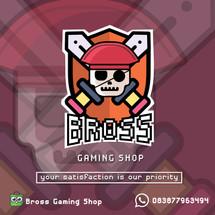 Logo Bross Gaming Shop