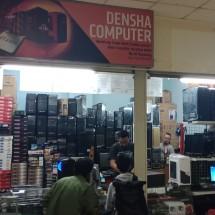 Densha Computer Bandung Logo