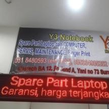 Logo Y3 Notebook