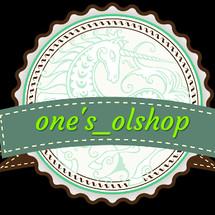 Logo one's_olshop