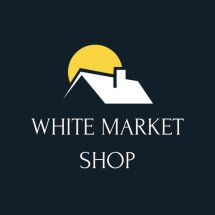 Logo White Market Shop