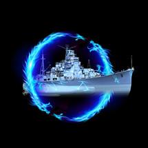 Logo Blue Dragon Circle