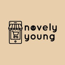 Logo Novely Young