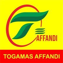 Logo Togamas Affandi Jogja