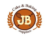 Logo JB Cake & Baking Supplie