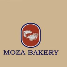 Logo Moza Bakery