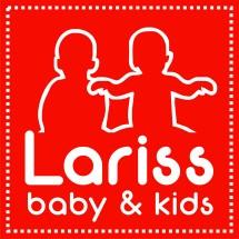 Logo Lariss Baby And Kids