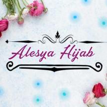 Logo alesya hijab2