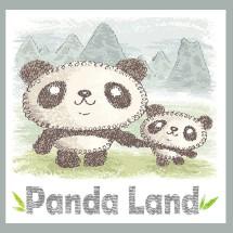 Panda Land Logo