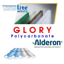 Logo Glory Polycarbonate