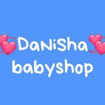 Logo Danisha Babyshop