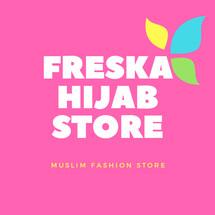 Logo Freska Hijabstore