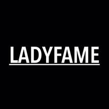Logo Ladyfame Official Shop