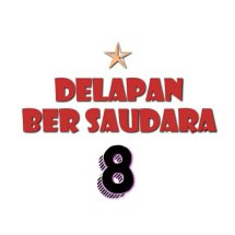 Logo 8 ber saudara