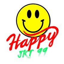 Logo Happy Jkt 99