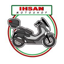 Logo IHSAN MOTOSHOP