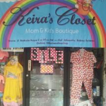 Logo keira closet