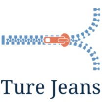 Logo Ture jeans
