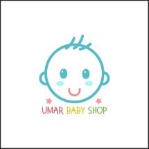 Logo Umar Baby Shop