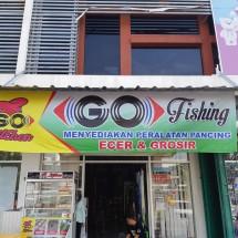 Logo Go fishing market