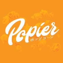 Logo PopierPopcorn