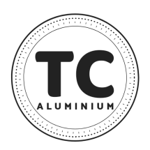 TC Aluminium Logo