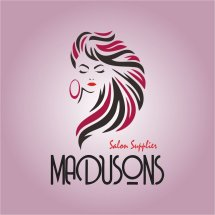 Logo Madusons Salon Supplier